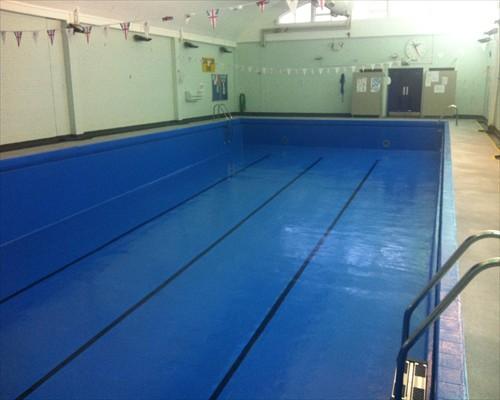 Swimming Pool Waterproofing Membrane : Polyurea coatings swimming pool lining systems