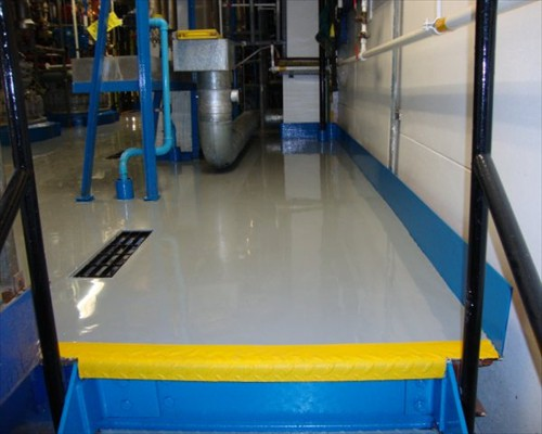 Seamless Anti Static Resin Flooring System Worthing Sussex