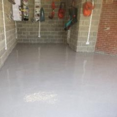 Garage Floor Painting South Shields Tyne and Wear