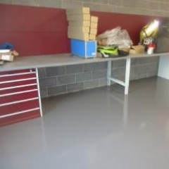 Workshop Epoxy Floor Coatings Gateshead Tyne and Wear