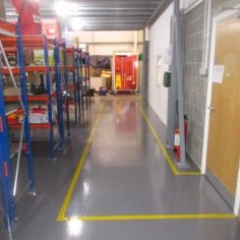 Warehouse Epoxy Floor Coatings Gateshead Tyne and Wear
