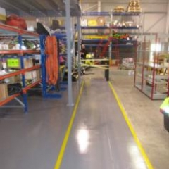 Epoxy Resin Flooring Team Valley Gateshead Tyne & Wear