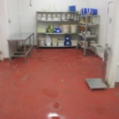 Food Factory Floor Repairs Newton Aycliffe