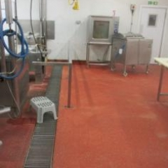 Food Factory Floor Repairs County Durham