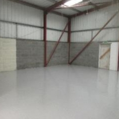 High Build Epoxy Flooring North East England