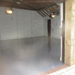 High Gloss Garage Flooring Wetherby West Yorkshire
