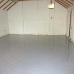 Seamless Garage Flooring Wetherby West Yorkshire