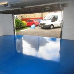 Seamless Garage Flooring Monk Fryston North Yorkshire