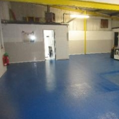 Dog Day Care Flooring Hebburn North East England