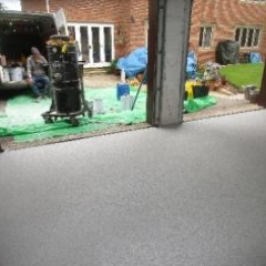 Seamless Acrylic Resin Flooring North East England