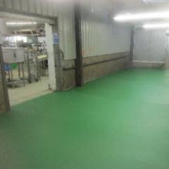 Food Grade Flooring County Durham North East England