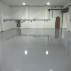 Chemical Resistant Warehouse Floors North East England