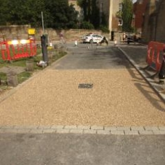 Resin Bonded Aggregates Palace Green County Durham