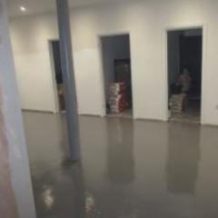 Industrial Resin Floor Screeds North East England