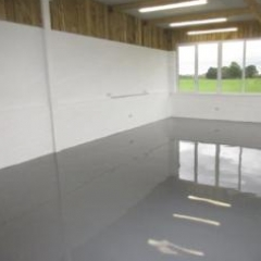 Industrial Resin Flooring Easingwold North Yorkshire
