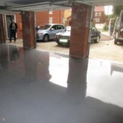 Epoxy Garage Flooring Nunthorpe Middlesbrough