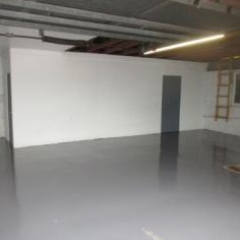 Industrial Garage Floor Painting Stanley County Durham