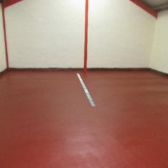 Seamless Brewery Flooring Masham North Yorkshire